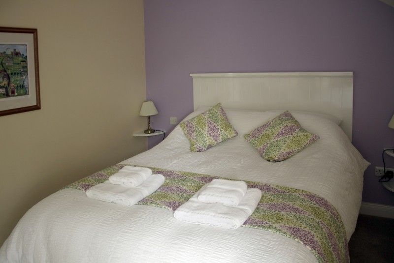 Lavers Double Room at The Anchor Inn Oldbury